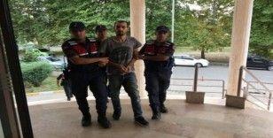 Sakarya'da dede katili şahıs tutuklandı