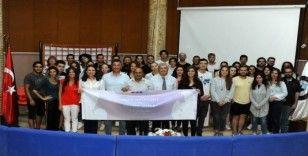 'Antik Tarihe Genç Bakış' ekibi ADÜ'de