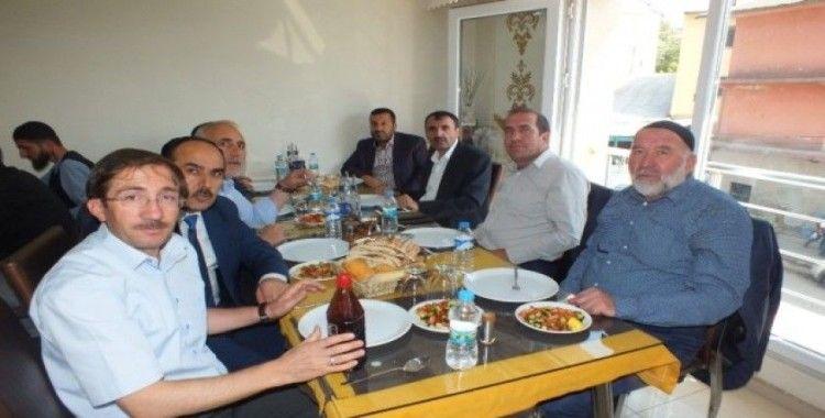 Diyanet-Sen'den birlik ve beraberlik yemeği