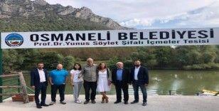 Osmaneli'nde tanıtım filmi çekildi