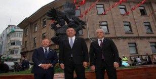 Kırgızistan Büyükelçisi Kubanıçbek Ömüralıyev Giresun'da