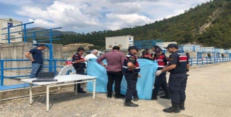 HES barajında kadın cesedi bulundu