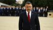 Cumhurbaşkanı Yardımcısı Oktay'dan Aliyev'in kabrine ziyaret