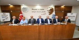 """""""Üniversite Sanayi İşbirliğinde Ege Üniversitesi Modeli"""" tanıtıldı"""