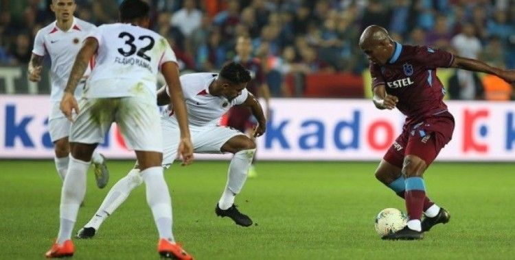 Süper Lig: Trabzonspor: 2 - Gençlerbirliği: 2