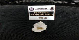 Çanakkale'de uyuşturucu operasyonu: 15 gözaltı