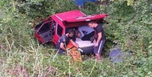 Samsun'da otomobiller çarpıştı: 4 yaralı