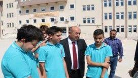 Müdür Başyiğit'ten okul ziyaretleri