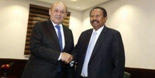 Fransa'dan Sudan'a 60 milyon Euro destek