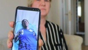 İş kadınının yüzüne yanıcı madde döküp tehdit ettiler