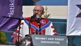 MAKÜ'de akademik yıl açılışı