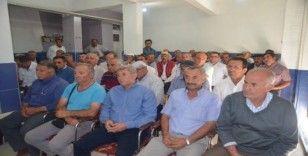 Selendi'de servis şoförleri sağlık taramasından geçti
