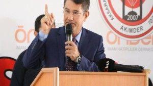 AK Partili Canikli, 'İmam hatipler kapatılmasaydı 15 Temmuz ortaya çıkmazdı'