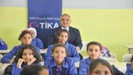 Türkiye, Ürdün'deki Filistinli kız okulunu açtı