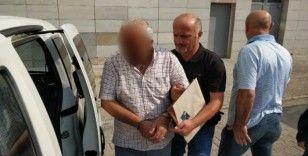 Tecavüz iddiasına gözaltı