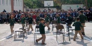 Bayburt'ta 14 bin öğrenci ders başı yaptı