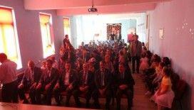 Çavdarhisar'da 'İlköğretim haftası' kutlamaları