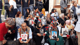 HDP önünde 15'inci gün: Aile sayısı 38 oldu
