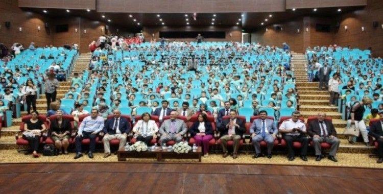Uşak Üniversitesi spora teşvik amacıyla bin öğrenciyi ağırladı