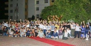 """Gaziantep Kolej Vakfı'nda """"Okuluna Hoş Geldin"""" partisi"""