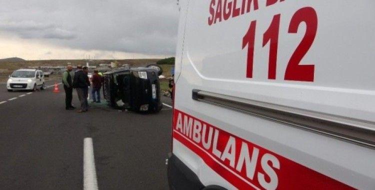 Ardahan'da ölüm kavşağı tehlike saçıyor