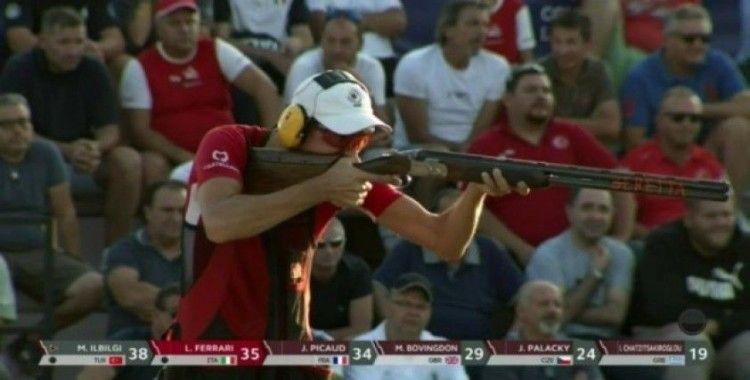 Milli atıcı Murat İlbilgi, rekor kırarak Avrupa şampiyonu oldu