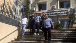 İstanbul'da 4 ilçede hırsızlık yapan şahıslar yakalandı