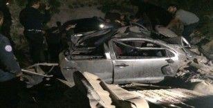 Sivas'ta trafik kazası: 5 ağır yaralı