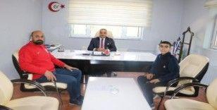 Ağrılı minik boksör Türkiye Şampiyonu oldu