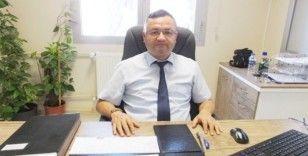 Burhaniye Milli Eğitimde yeni şube müdürü göreve başladı