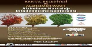 Kartal Belediyesinden Alzheimer Hastalığı Bilgilendirme Konferansı