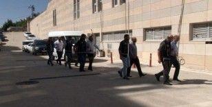 Elazığ'da tefeci operasyonunda 6 şüpheli tutuklandı