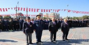 Gaziler Günü'nde coşkulu kutlama