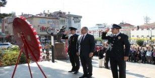 Tosya'da 19 Eylül Gaziler Günü törenle kutlandı