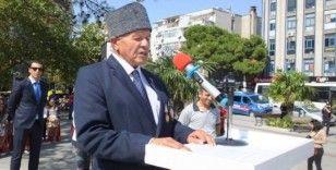 Burhaniye'de Gaziler Günü kutlandı