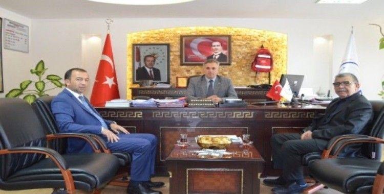 AFAD-SEN Genel Başkanı Ayhan Çelik Osmaniye'de