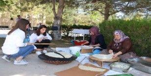 NEVÜ Turizm Fakültesinden 'Yöresel Yemek Festivali'