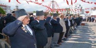 Sinop'ta 19 Eylül Gaziler Günü