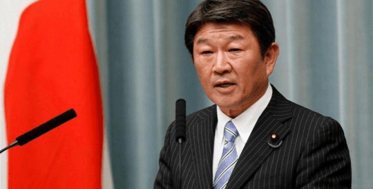 """Japonya'dan İngiltere'ye Brexit çağrısı: """"Anlaşmasız Brexit'e hayır"""""""