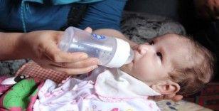 Ölümü bekleyen Asel bebek için umut ışığı doğdu
