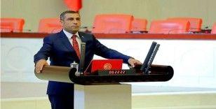 MHP Milletvekili'nden Gaziler Günü kutlaması