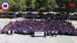 Kastamonu Merkez Ortaokulu'ndan Gün Medya ve Cengiz Aygün'e duygusal video
