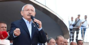 """Kılıçdaroğlu: """"Kastamonu'ya gazilik unvanı vermek bizim için şeref olur"""""""