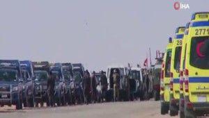 Mısır'da terör operasyonu