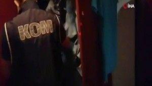 İstanbul'da çıkar amaçlı suç örgütüne operasyon