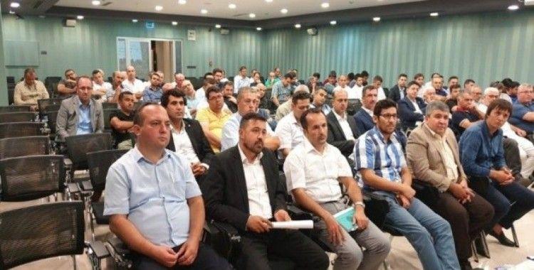 Eğitim-Bir-Sen'de Divan toplantısı yapıldı