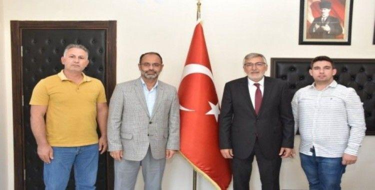 MÜSİAD'dan Başkan Bozkurt'a ziyaret