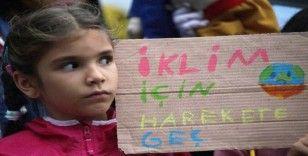 İklim protestoları dünyayı sokağa döktü