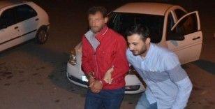 Bafra'da uyuşturucu satıcılarına operasyon: 2 tutuklama