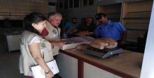 Nevşehir'de ekmek ve pide üretimi yapan işletmeler denetlendi